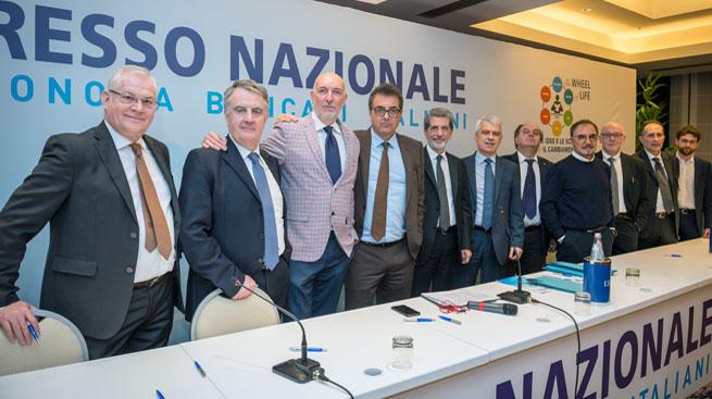 Lando Sileoni riconfermato Segretario Generale FABI