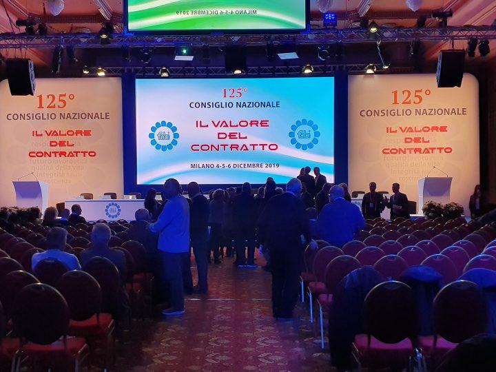 Milano 125° Consiglio Nazionale FABI 2° giornata