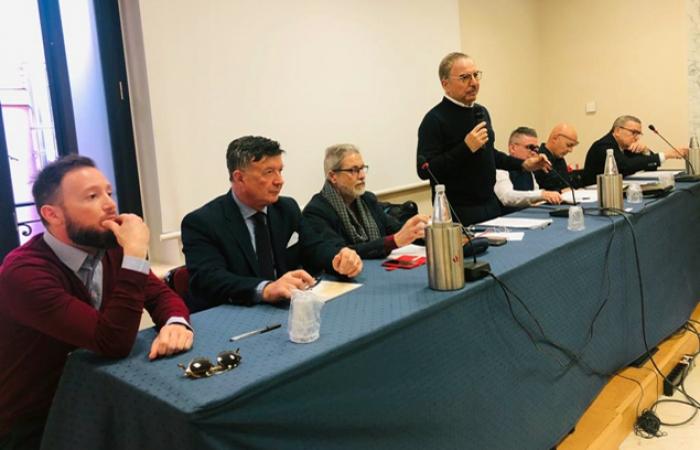 Il Segretario nazionale Fabi Mauro Morelli a Roma per l'attivo regionale del Lazio sul Contratto in vista delle assemblee dei lavoratori