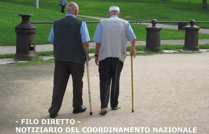 Filo diretto n.11  Giugno 2020 Il notiziario del coordinamento pensionati ed esodati della Fabi