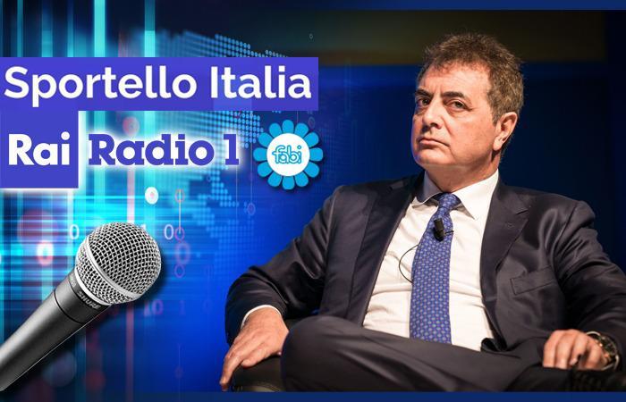 """Sileoni in diretta su radio RAI uno: """"In corso profonda trasformazione con fusioni"""""""